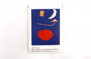 Joan Miró / Poster for the exhibition