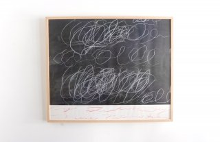 Cy Twombly / Neue Nationalgalerie Berlin - 1995 -