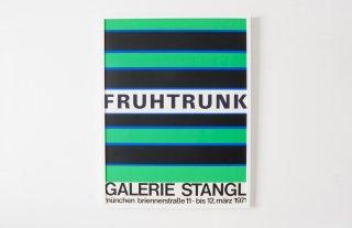 Günter Fruhtrunk / Galerie Stangl  1971