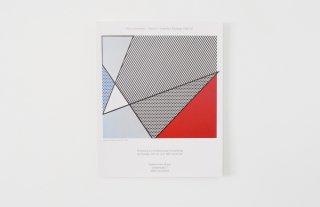 Roy Lichtenstein / Galerie Hans Mayer Düsseldorf 1987 - Invitation -
