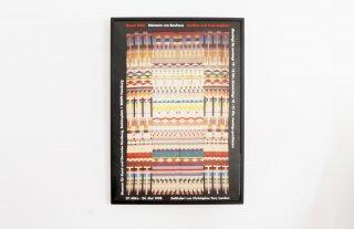 Bauhaus Textile Exhibition Poster