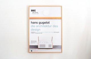 Hans Gugelot Exhibition Poster