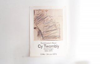 Cy Twombly / Kunstmuseum Basel 1973