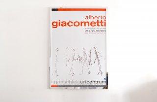 Alberto Giacometti / Egon Schiele Art Centrum 2006