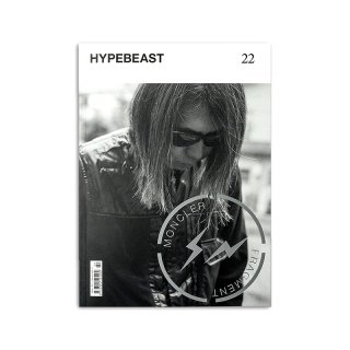 HYPE BEAST ISSUE 22-