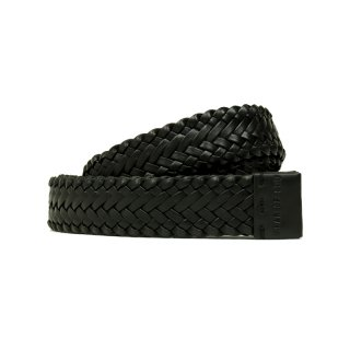 BRAIDED LEATHER SMOOTH CALFSKIN