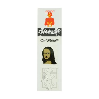 STICKERS SET - MONALISA