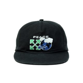 PEACE WORLDWIDE BASEBALL CAP