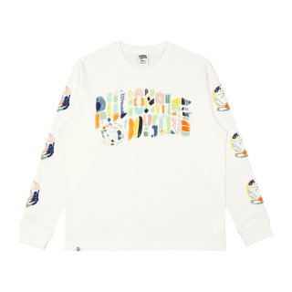 BB ABSTRACT ARCH L/S T-SHIRT