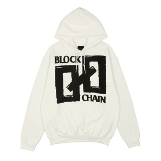 BLOCK CHAIN RED DRAGON PARKA