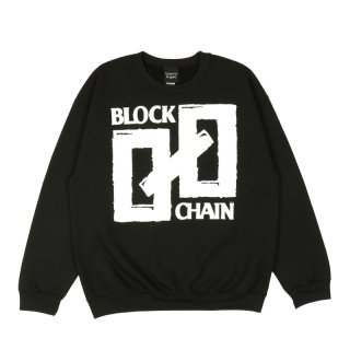 BLOCK CHAIN RED DRAGON PULLOVER