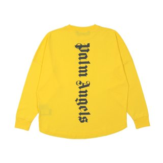 NS LOGO OVER TEE L/S