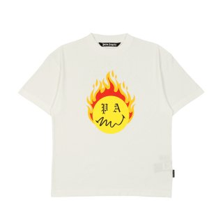 BURNING HEAD TEE