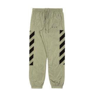 DIAG NYLON TRACKPANT