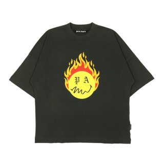BURNING HEAD LOSSE TEE
