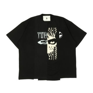 RECONSTRUCTED EYES OS T-SHIRT