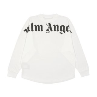 CLASSIC LOGO OVER TEE L/S