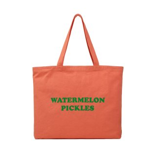POZ MEZ WATERMELON TOTE BAG