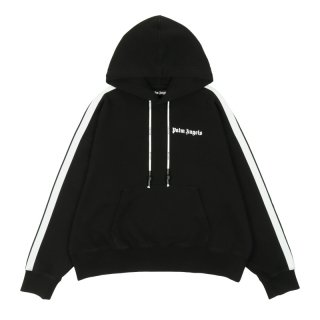 FLEECE TRACK HOODY