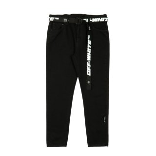 SLIM LOW CROTCH FULL BLACK
