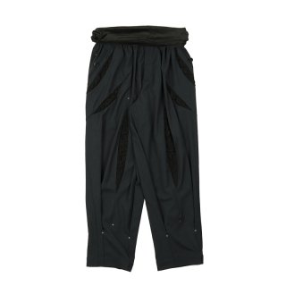 ANTHONIS GATHERED TROUSER
