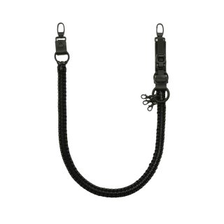 KNOT CRAFT TROUSERS STRAP BLACK