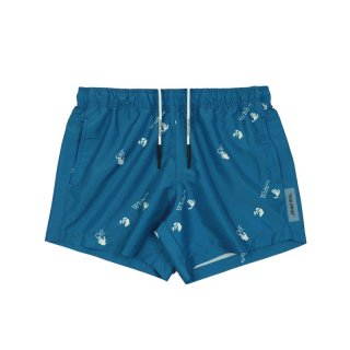 ALLOVER OW LOGO SWIMSHORTS