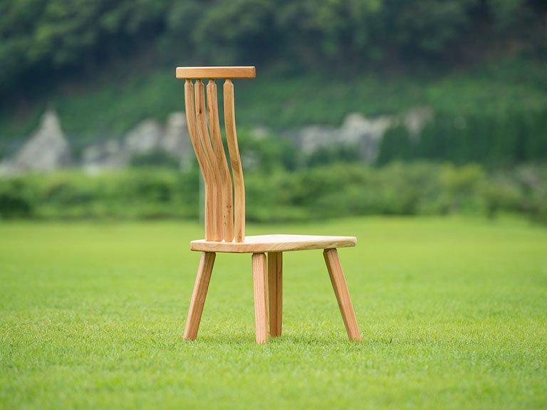 癒しの椅子
