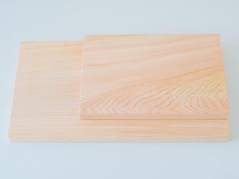 桧のマナ板