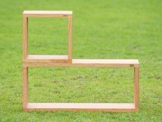 おび杉収納ボックス(小)