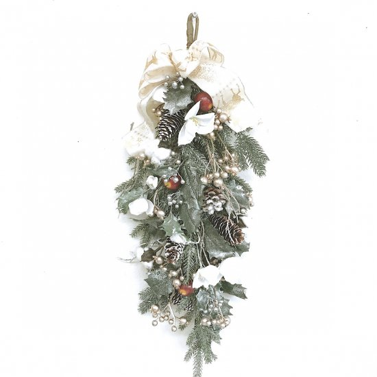 クリスマス スワッグ※ギフトタイプ4