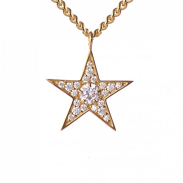 Star Struck Necklace<br>(ゴールド)