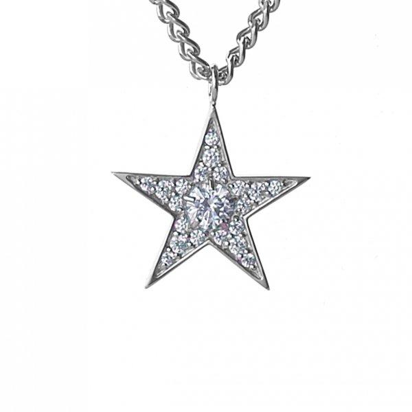 Star Struck Necklace<br>(シルバー)