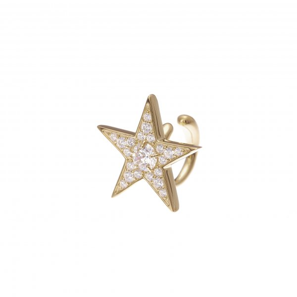 Star Struck ear cuff<br>(ゴールド)
