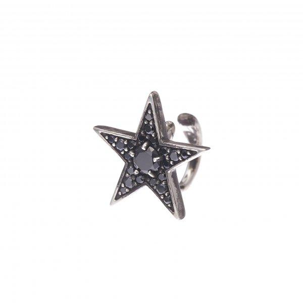 Star Struck ear cuff