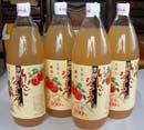 サンふじ完熟天然果汁(1000cc12本入り)