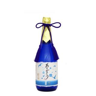 無濾過純米大吟醸 ありがとう 岡山シーガルズラベル 720ml(木箱入り)