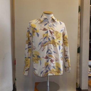 Vintage style 50's box shirt L/S