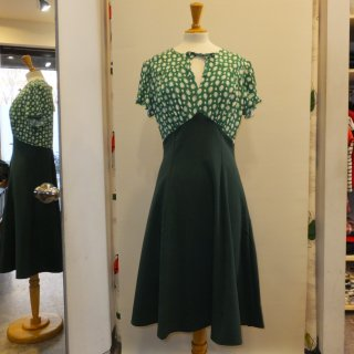 40's Grable Tea Dress