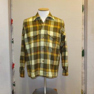 Yellow Ztomic Cotton Shirts L/S