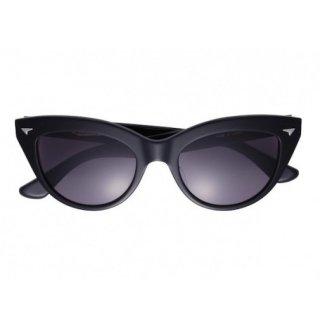 Hep Cat Black flame×Smoke Clear Lens