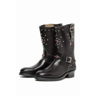 <img class='new_mark_img1' src='https://img.shop-pro.jp/img/new/icons31.gif' style='border:none;display:inline;margin:0px;padding:0px;width:auto;' />BILTBUCK STUDDED ENGINEER BOOTS