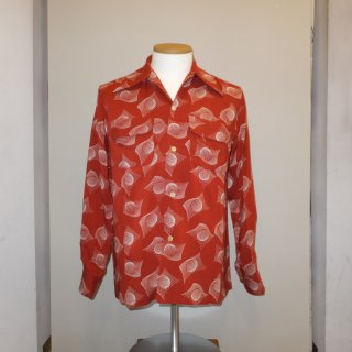 Diamond Wave Vintage Style Box Shirt L/S