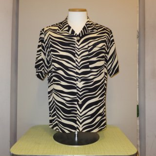 Zebra Open S/S Shirt