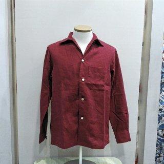 Vintage Atomic 40's 50's Style Shirt L/S