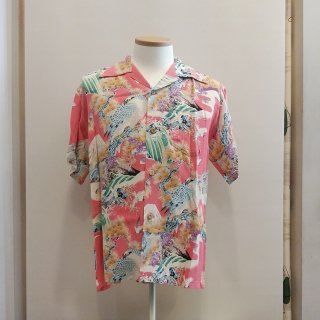 "Hawaiian Shirt ""Hawk"""
