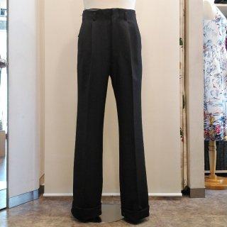 Side Pleats Pants