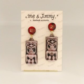 Tiki Bar Earring