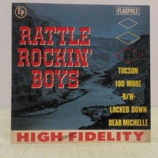 Rattle Rockin' Boys/Tucson 7inch