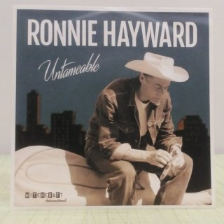 Ronnie Hayward/Untameable  7inch